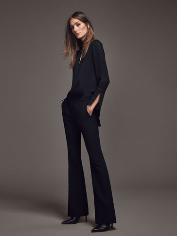 LIMITED EDITION FLOWING TROUSERS