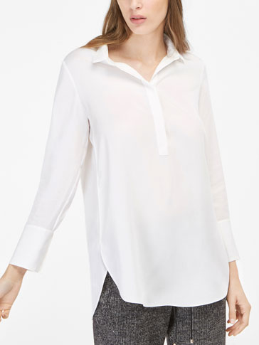 SMART FLOWING BLOUSE