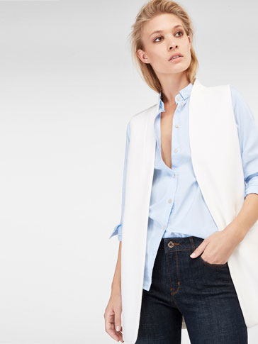 CHEMISE BLEUE MICROSTRUCTURE