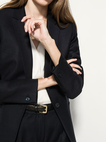 NAVY BLUE SUIT BLAZER
