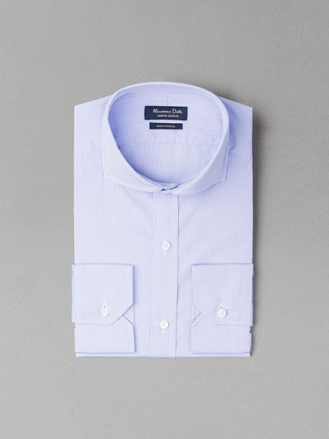 PERSONAL TAILORING CHECKED SHIRT