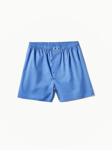 سروال داخلي رجالي فيل-أ-فيل أزرق