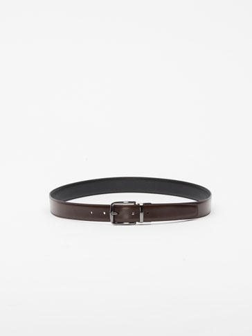 PACK OF DOUBLE BUCKLE REVERSIBLE BELT