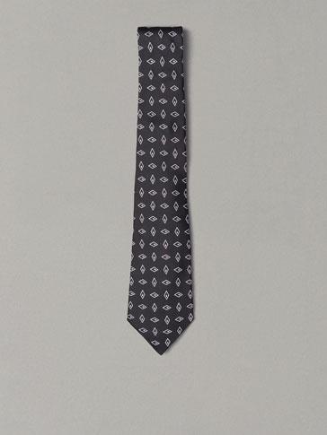 ربطة عنق مزينة بالمعينات PERSONAL TAILORING