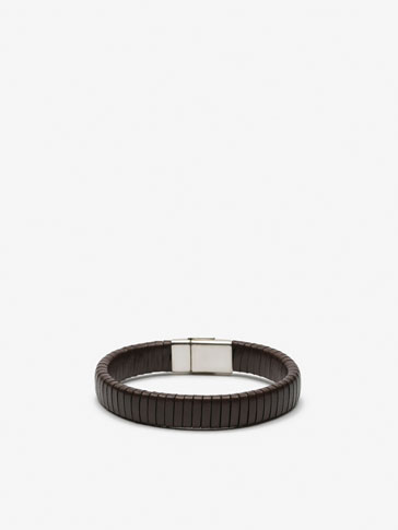 LIMITED EDITION LEATHER BRACELET
