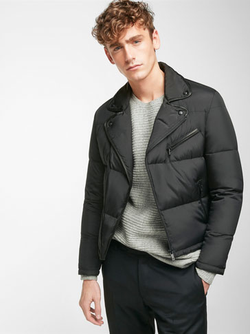 TECHNICAL DOUBLE BREASTED JACKET