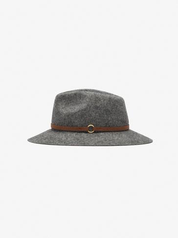 CIRCLE DETAIL HAT