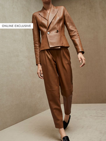PANTALON TRAJE CAMEL LIMITED EDITION