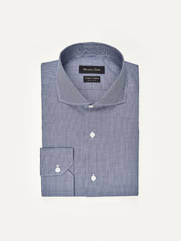 CAMISA PATA GALLO ROYAL SLIM