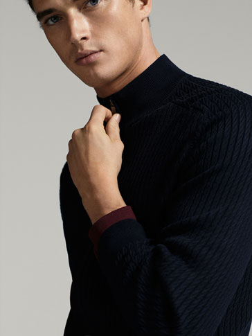 CARDIGAN CABLES