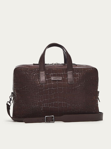 LIMITED EDITION COMBINED LEATHER BAG