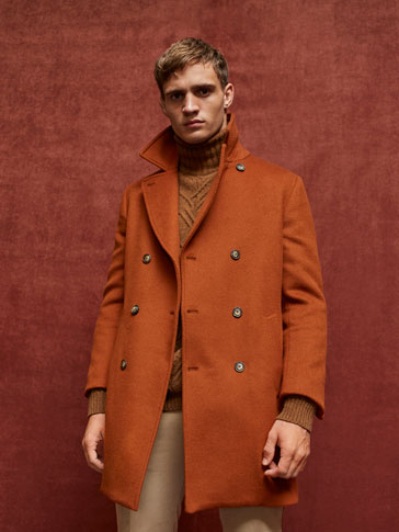 LIMITED EDITION WOOL COAT