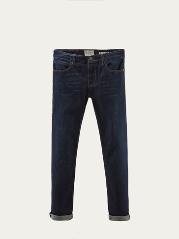 DARK SLIM FIT JEANS