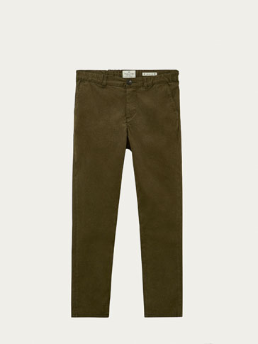 PANTALON CHINO LIMITED EDITION