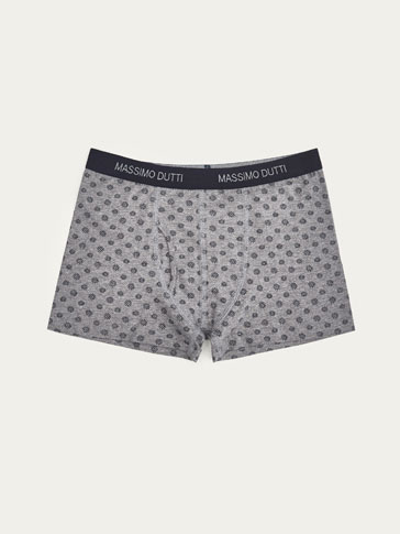 PRINTED BOXER BRIEFS