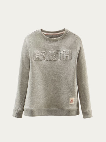 SUDADERA EARTH