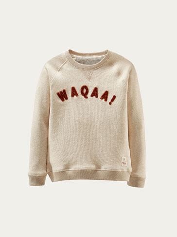 'WAQAA!' SWEATSHIRT