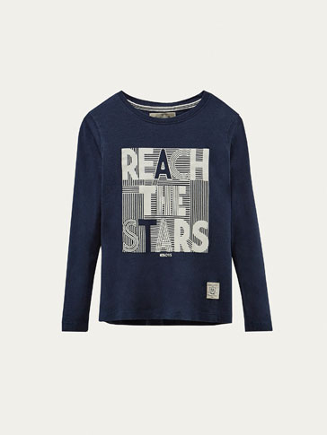 'REACH THE STARS' T-SHIRT