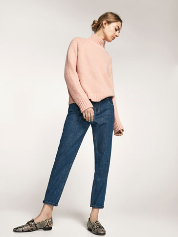PANTALÓN DENIM RELAXED FIT