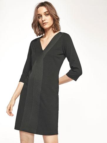 فستان بتفصيل الحبل