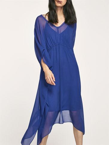 KAFTAN-STYLE DRESS