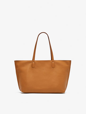 PETIT SAC SHOPPER BICOLORE