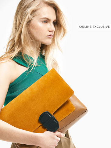LIMITED EDITION LEATHER CROSSBODY BAG
