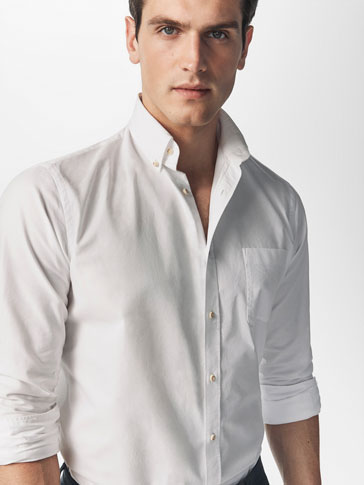 CAMISA ÓXFORD SLIM FIT