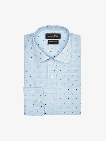 CAMISA FIL COUPÉ SLIM FIT