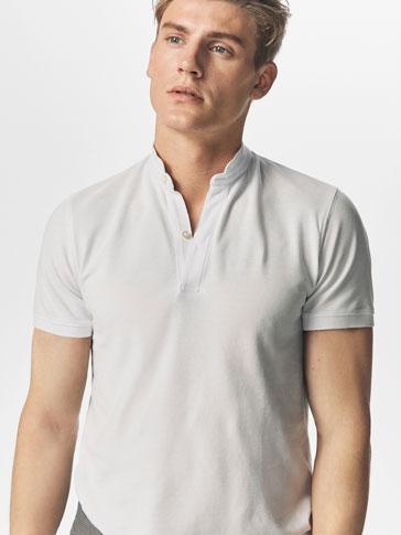 قميص بولو بسيط