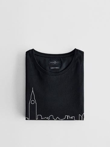 LONDON SKYLINE SOFT T-SHIRT