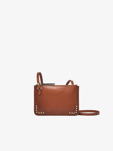 CROSSBODY BAG WITH STUD DETAIL