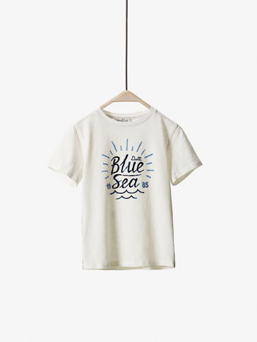 CAMISETA BLUE SEA