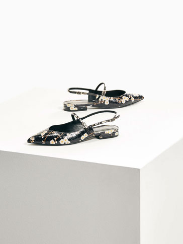 MADE IN ITALY LIMITED EDITION BALLERINA FLATS