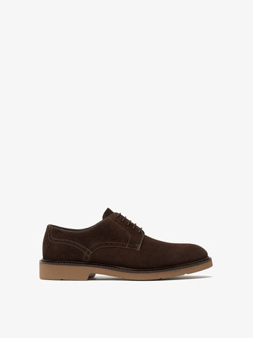 EXTRA LIGHT BROWN BLUCHERS
