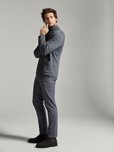 PANTALONI CHINO ARMATURA SLIM FIT