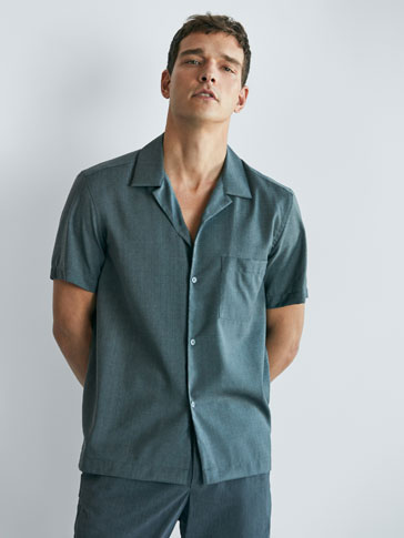 CHEMISE STYLE CUBAINE SOFT COLLECTION