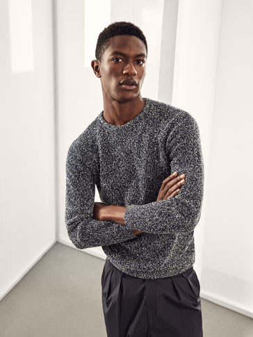 PULL COL ROND FANTAISIE LIMITED EDITION