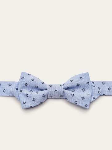 EMBELLISHED DETAIL BOW TIE