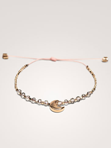 BRACELET WITH MOON DETAIL