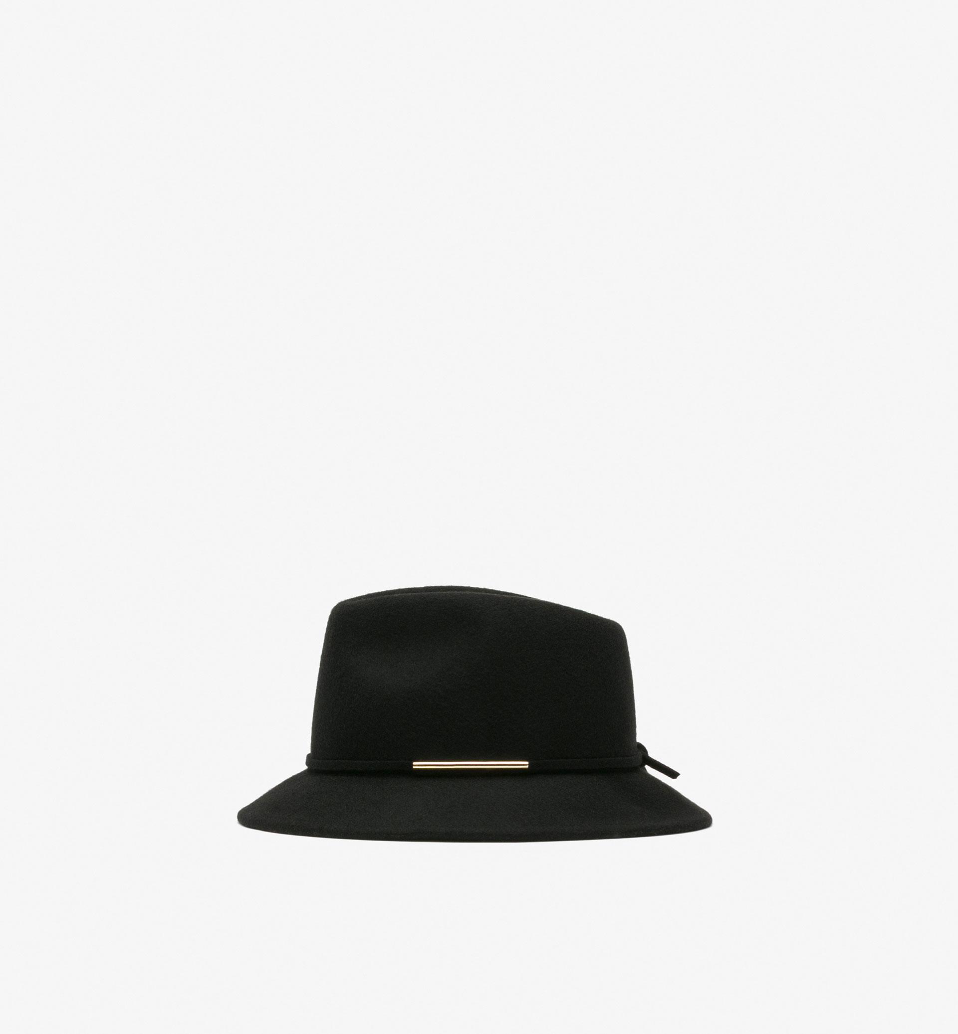 TUBE RIBBON HAT