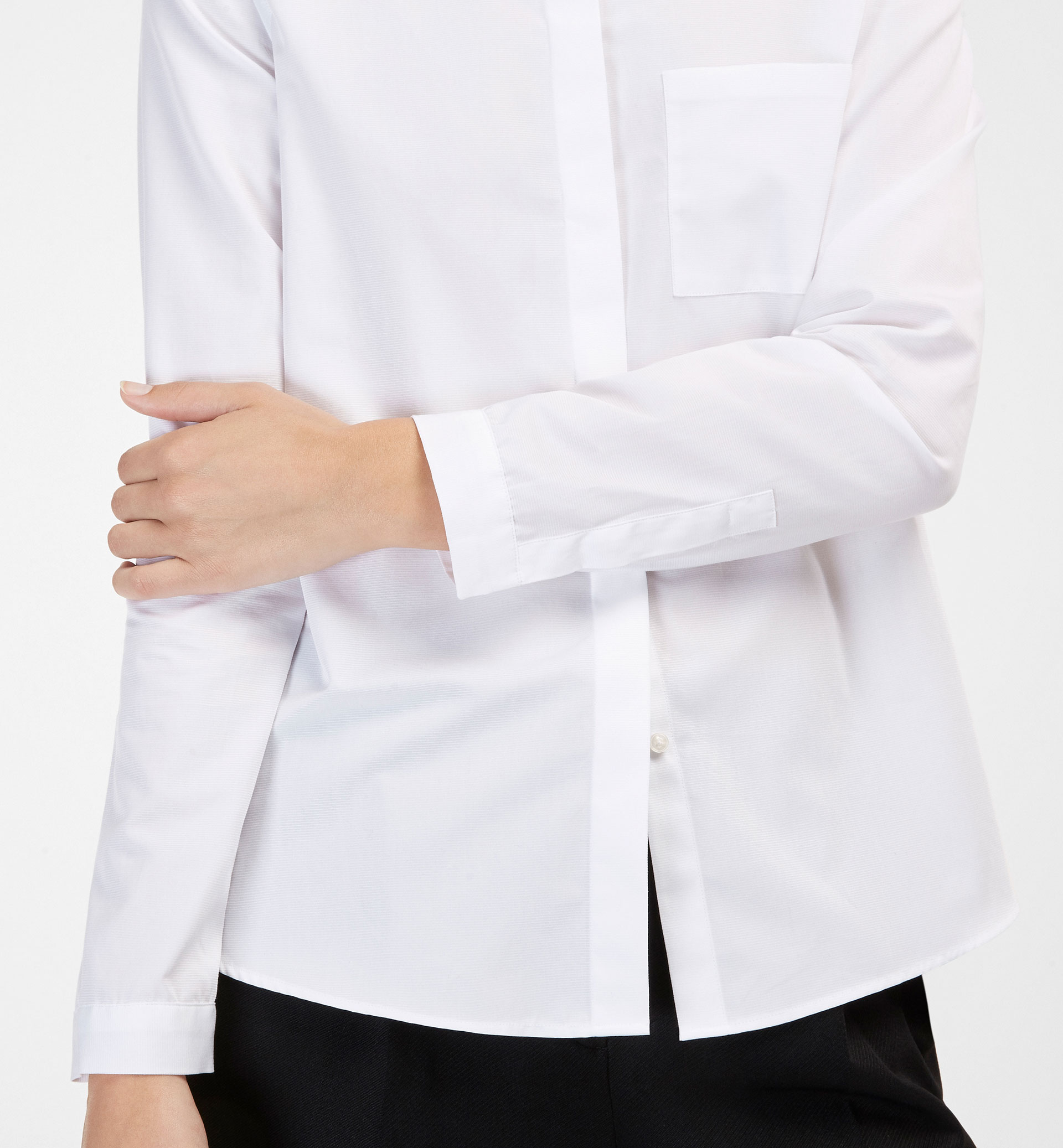 SMART SHIRT WITH POCKET DETAIL