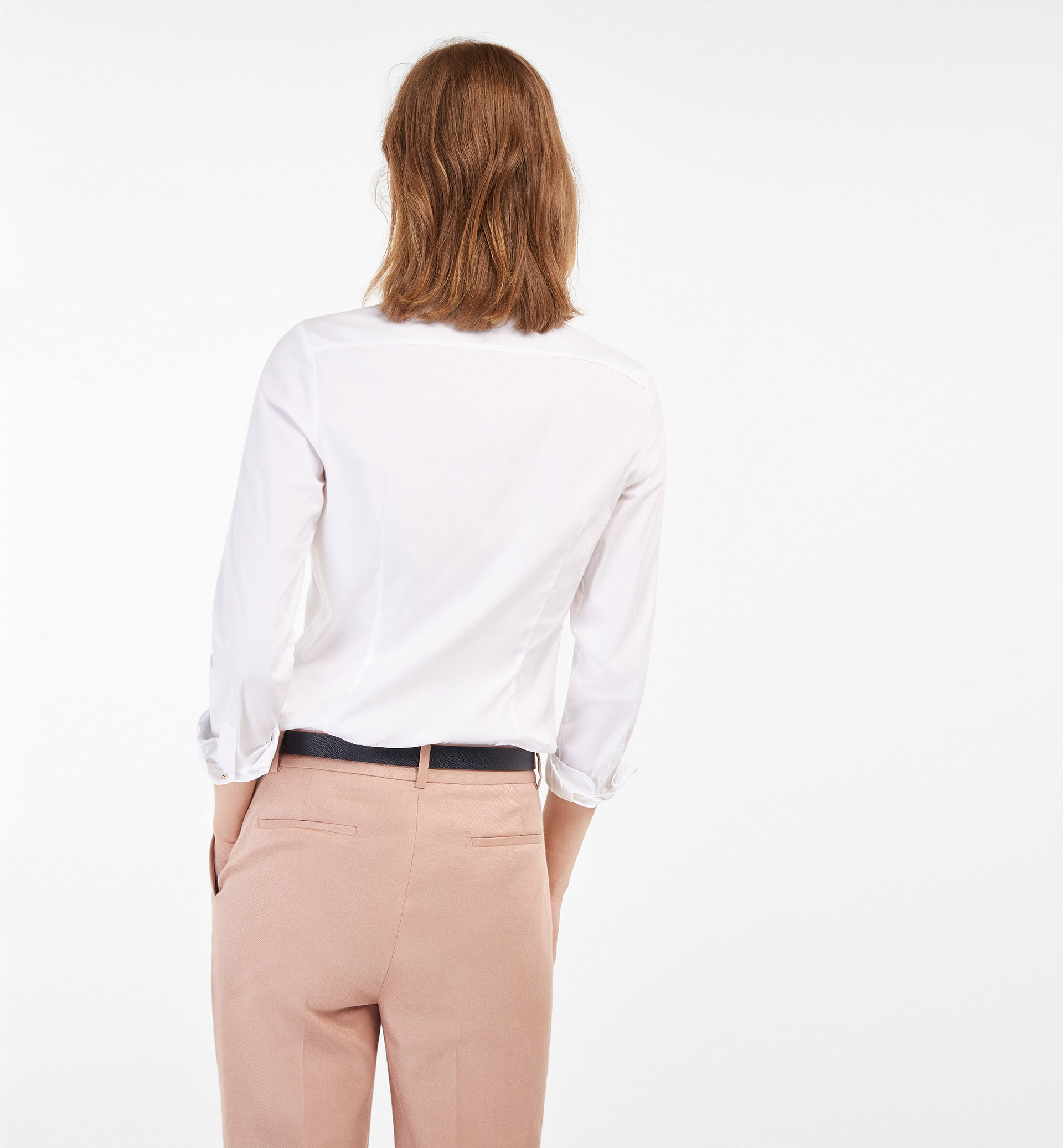 BASIC STRETCH SHIRT