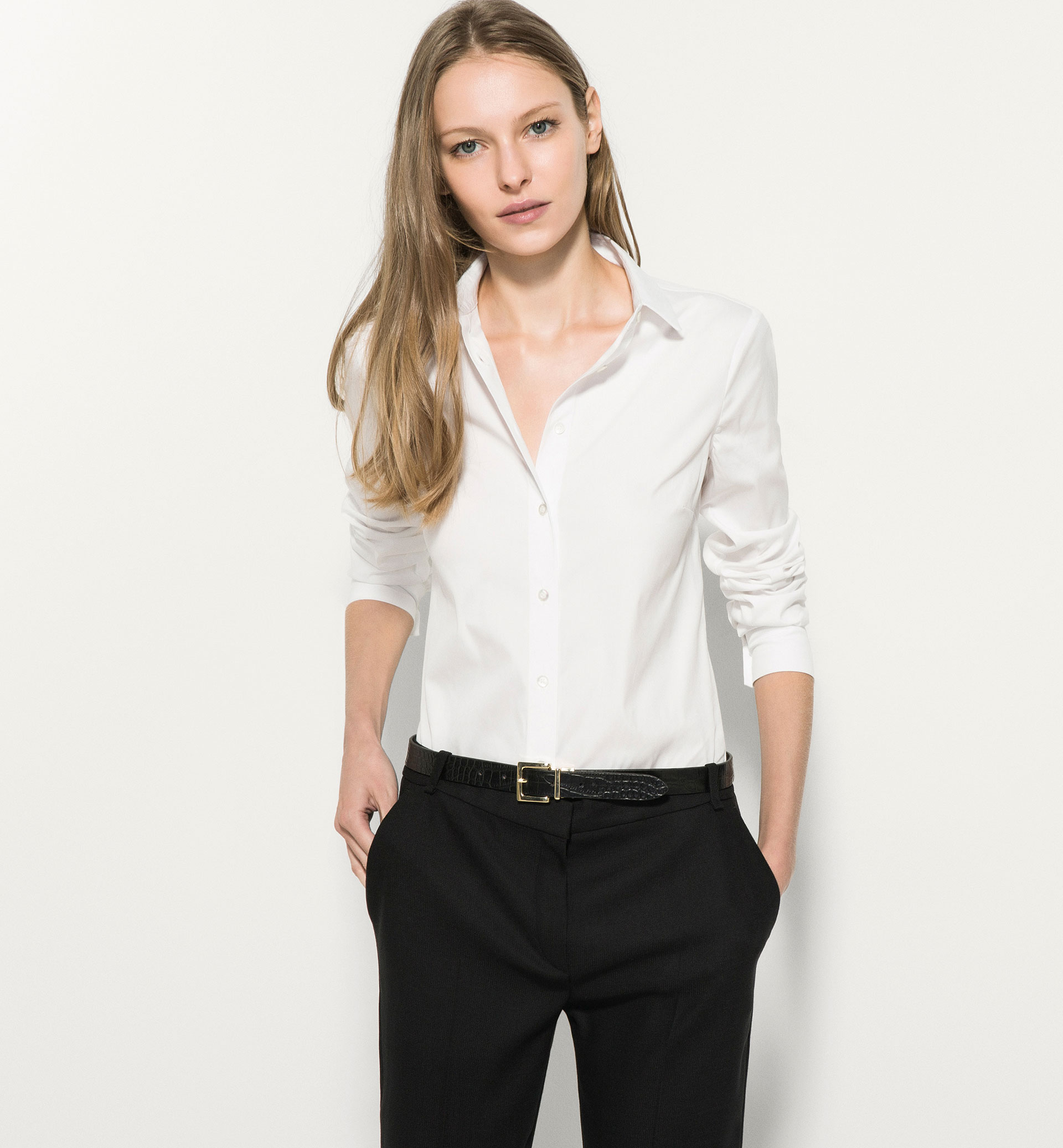CAMISA STRETCH LISA