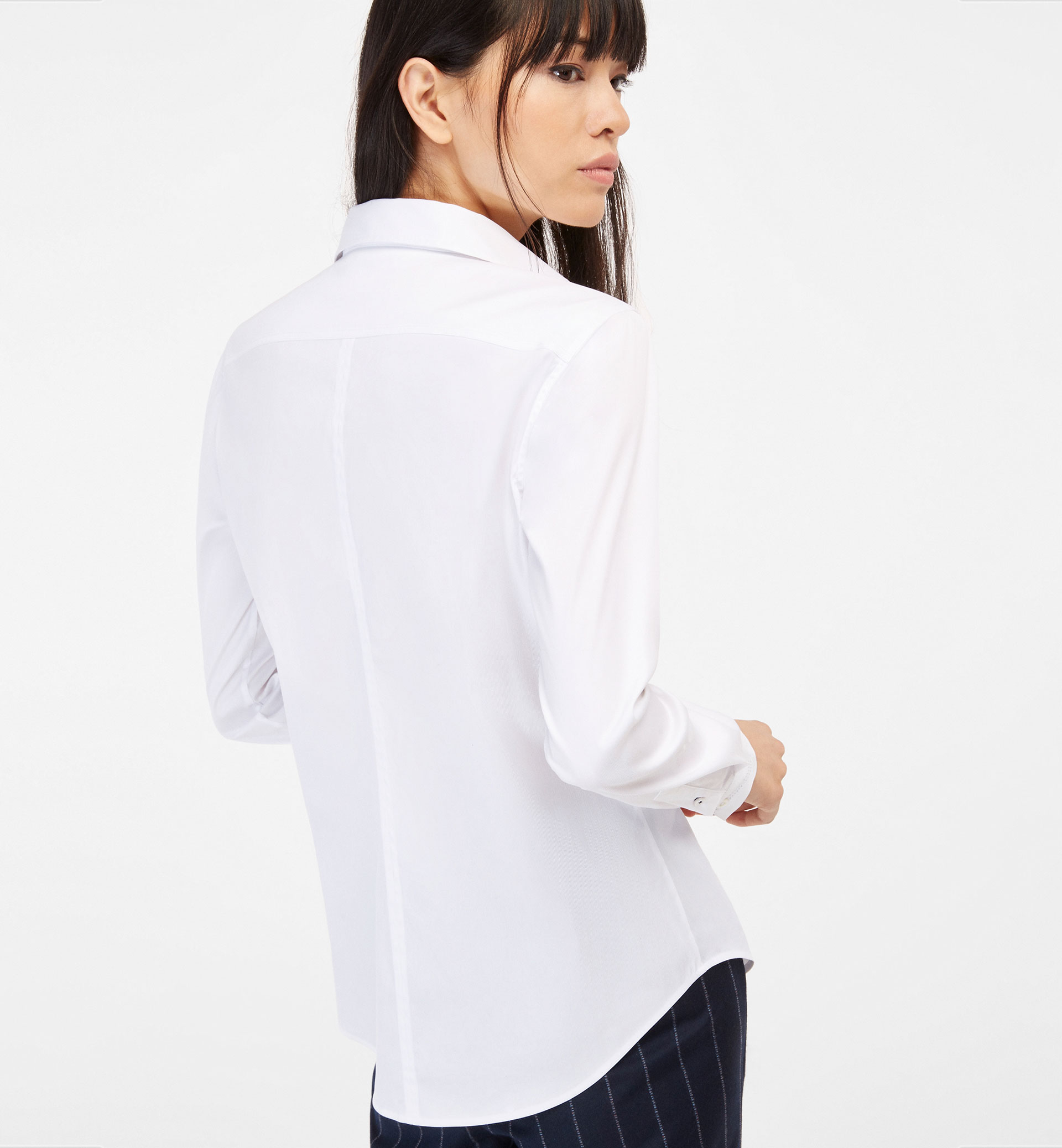 NEEDLECORD STRETCH SHIRT