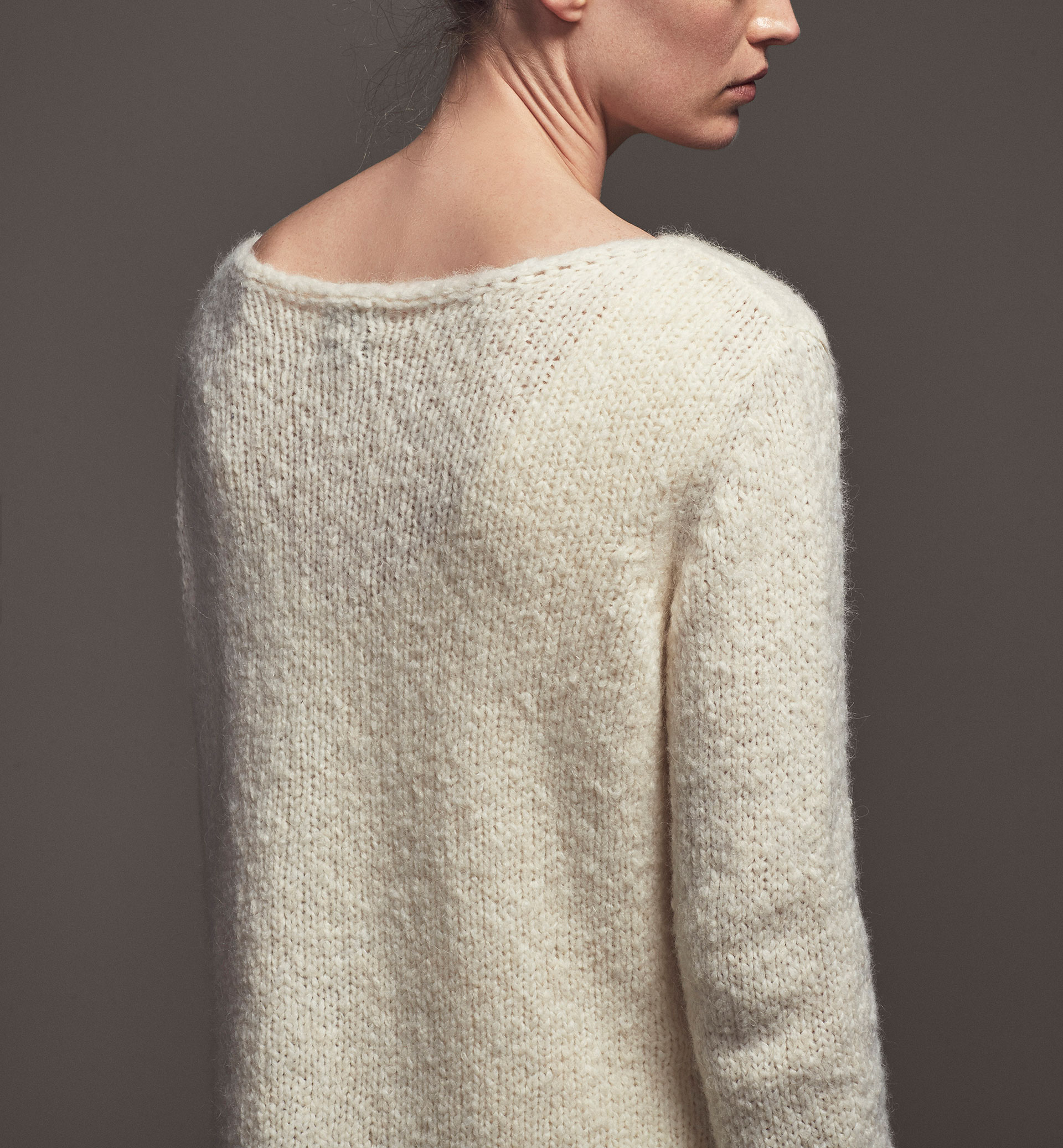 LIMITED EDITION BOATNECK SWEATER