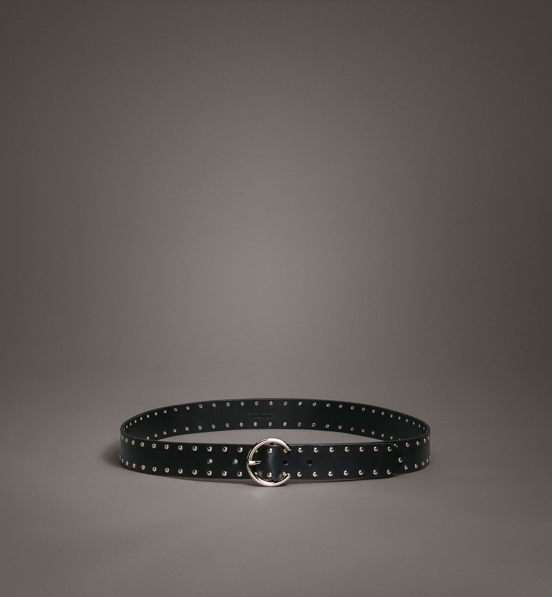 LIMITED EDITION STUDDED BELT
