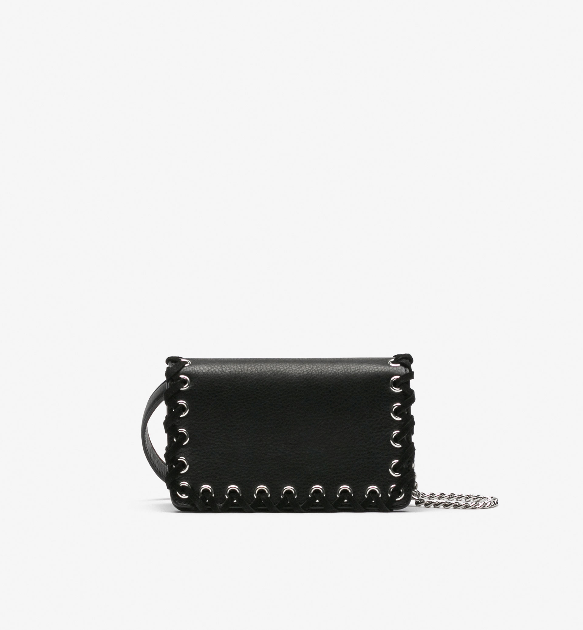 MINI CROSSBODY BAG WITH STITCHING DETAIL