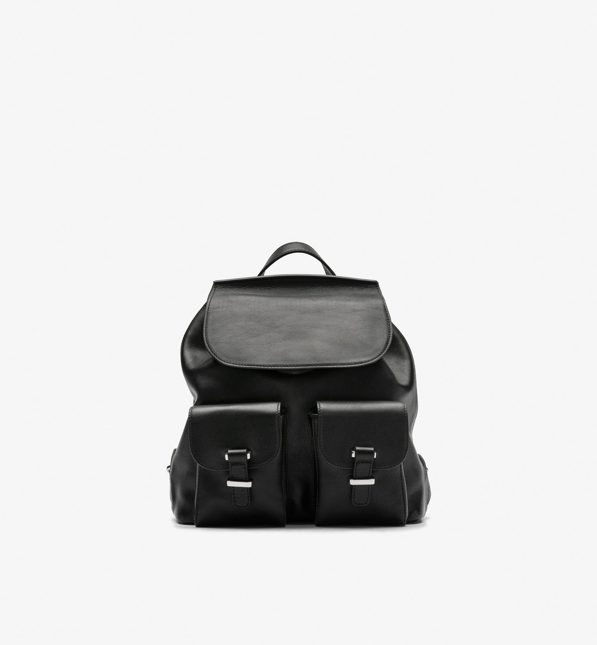DOUBLE POCKET DETAIL BACKPACK