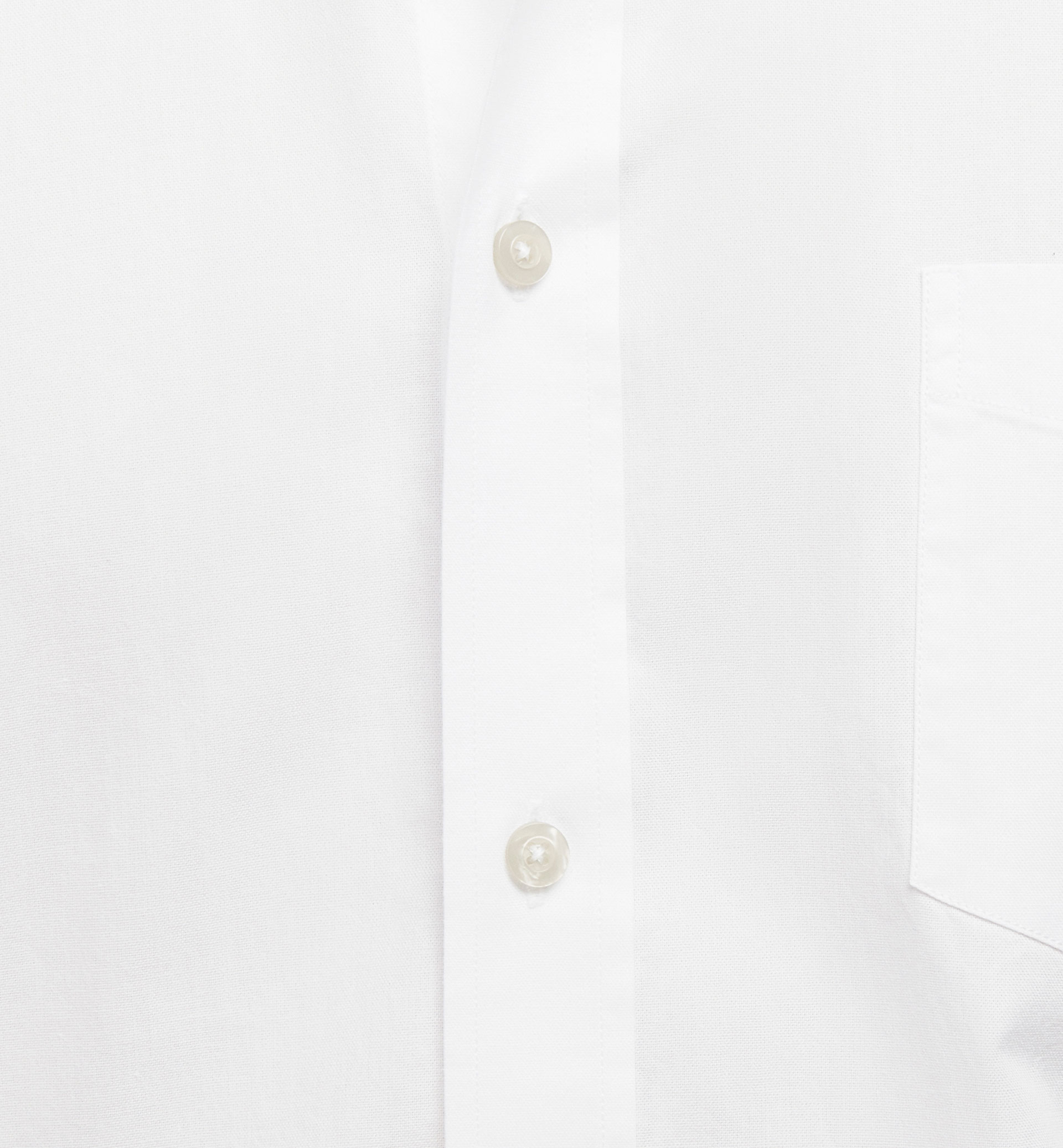 SLIM WHITE SHIRT WITH HERRINGBONE ELBOW PATCHES